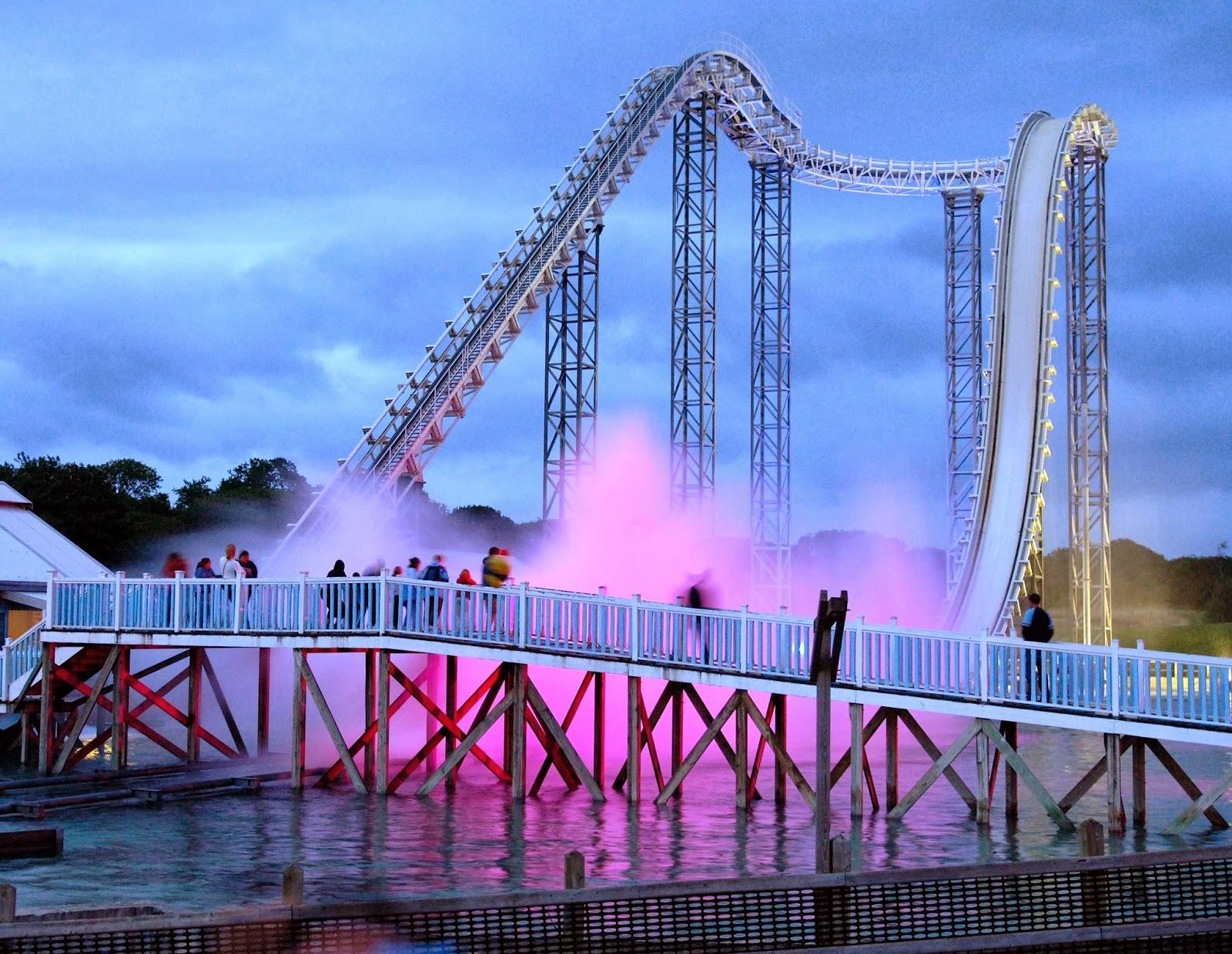 Shool Trip to Wales & Oakwood Theme Park